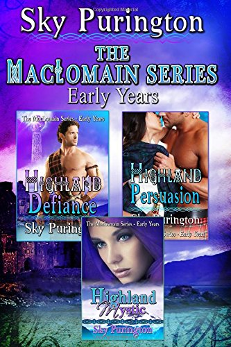 The MacLomain Series- Early Years (Books 1, 2 and 3): A Highlander Time Travel Romance Boxed Set from CreateSpace Independent Publishing Platform