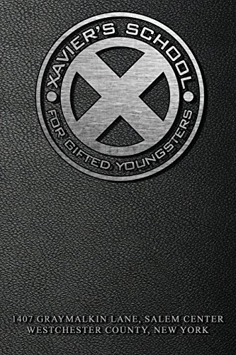 Xavier's School for Gifted Youngsters: X-Men from CreateSpace Independent Publishing Platform