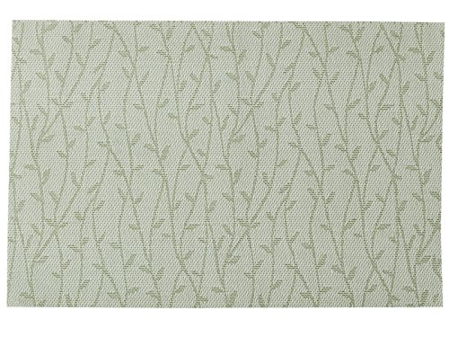 Creative Tops 'Green and Silver' Vinyl Mat - Green and Silver from Creative Tops