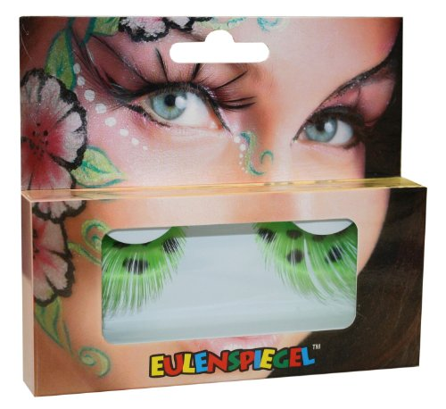 Eye Lash set Feather Black Spot on from Creative