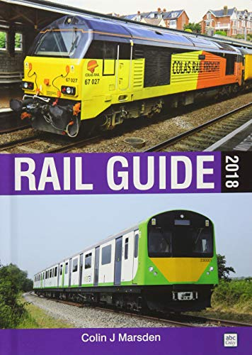 abc Rail Guide 2018 from Crecy Publishing