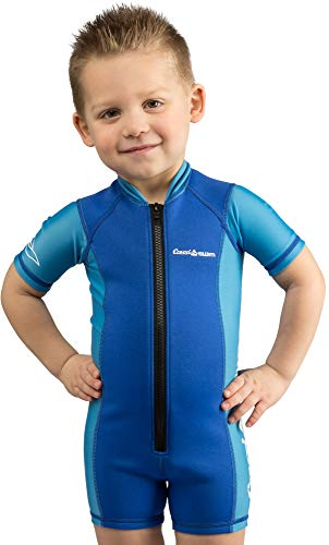 Cressi Kids Swimsuit, Blue, XXL from Cressi
