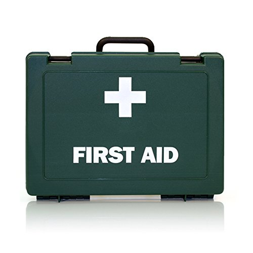 Crest Medical 10 Person HSE Workplace First Aid Kit from Crest Medical