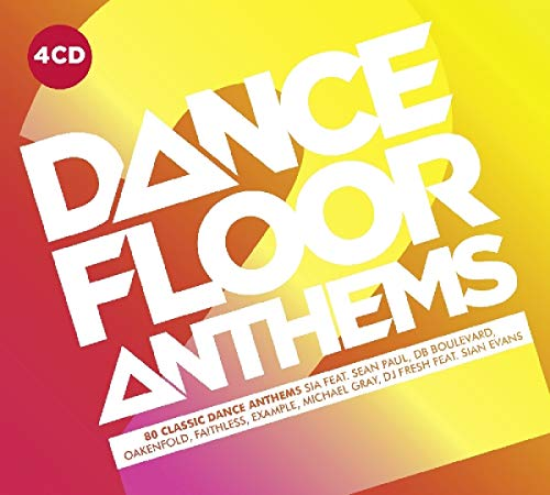 Dancefloor Anthems - Volume 2 from Crimson
