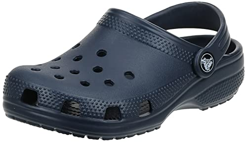 Crocs Unisex Kids' Classicclogk Clogs, Blue (Navy), 20 19 EU from Crocs