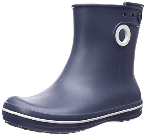 Crocs Women's Jaunt Shorty Boot Boots, Blue (Navy), 3 UK (5 US) from Crocs