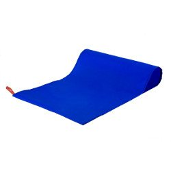 Blue Tubular Slide Sheet 122 x 71cm from Cromptons Healthcare Ltd