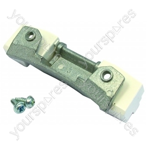 Tumble Dryer Door Hinge Soft Line from Crosslee