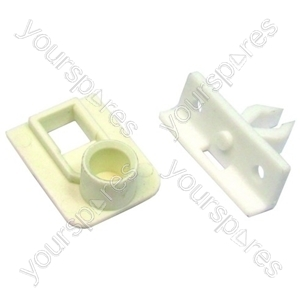 White Knight (Crosslee) Tumble Dryer Door Catch from Crosslee