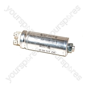 White Knight (Crosslee) Tumble Dryer Motor Capacitor from Crosslee