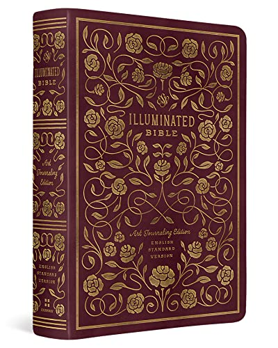 ESV Illuminated™ Bible, Art Journaling Edition from Crossway Books