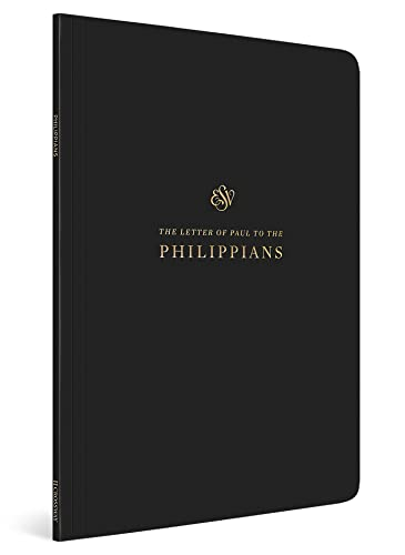ESV Scripture Journal: Philippians from Crossway Books