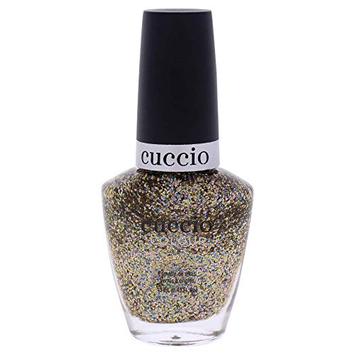 Cuccio Cafe Collection Nail Colour, Bean There Done That 13 ml from Cuccio