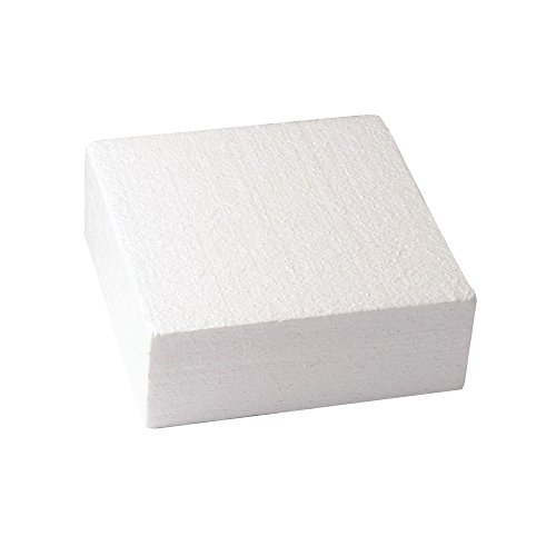 Cake Dummy - Square 6'' (152mm) from Culpitt