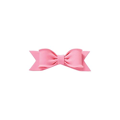 Gumpaste Bow - Single - Pastel Pink from Culpitt