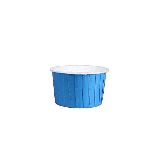 Primary Blue Baking Cups from Culpitt