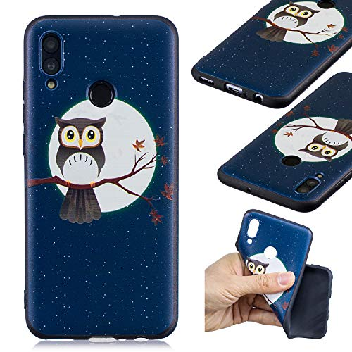 Custodia® 3D Relief Patterns Case for Huawei Honor 10 Lite (Pattern 2) from Custodia