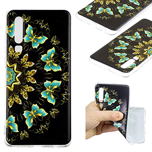 Custodia® 3D Relief Patterns Case for Huawei P30 (Pattern 2) from Custodia