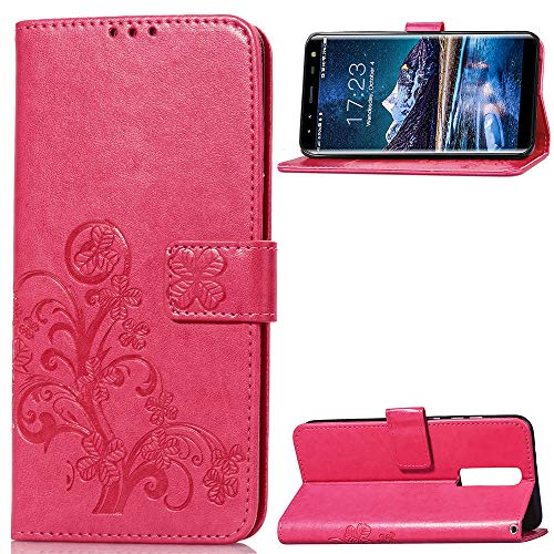 Custodia® 3D Relief Patterns Flip Wallet Case for Leagoo S8 (Pattern 1) from Custodia