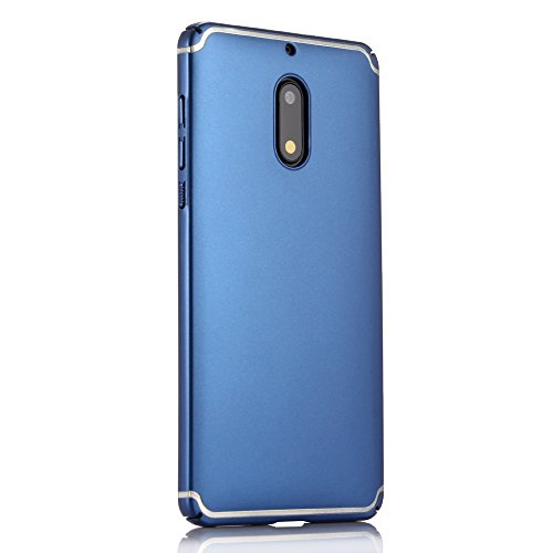 Custodia® Firmness Smartphone Case for Nokia 6(Blue) from Custodia