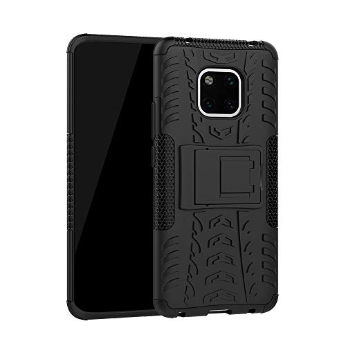 Custodia® Firmness Smartphone Case with Kickstand for Huawei Mate 20 Pro(Black) from Custodia