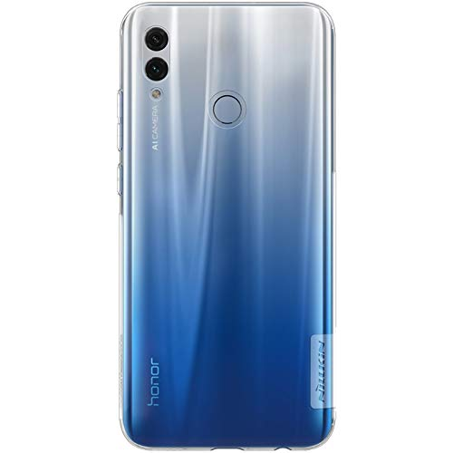 Custodia® Firmness and Flexibility Smartphone Case for Huawei Honor 10 Lite(Crystal) from Custodia