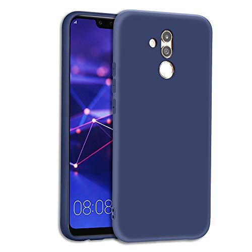 Custodia® Firmness and Flexibility Smartphone Case for Huawei Mate 20 Lite(Dark Blue) from Custodia