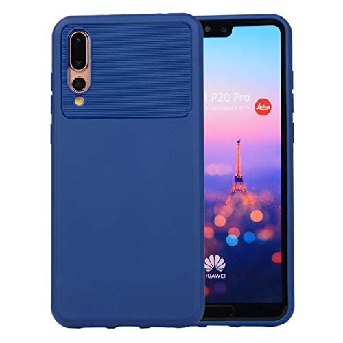 Custodia® Firmness and Flexibility Smartphone Case for Huawei P20 Pro(Blue) from Custodia