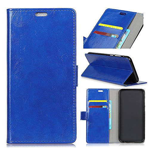 Custodia® Flip Wallet Case for Huawei Honor Magic 2 (Blue) from Custodia