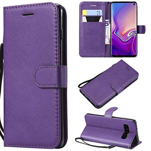 Custodia® Flip Wallet Case for Samsung Galaxy S10(Pattern 4) from Custodia