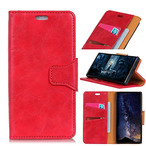 Custodia® Flip Wallet Case for Wiko Sunny 3 Plus(Pattern 3) from Custodia