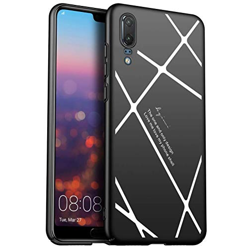 Custodia® Hard Shield Full Protection Case for Huawei P20 (2) from Custodia