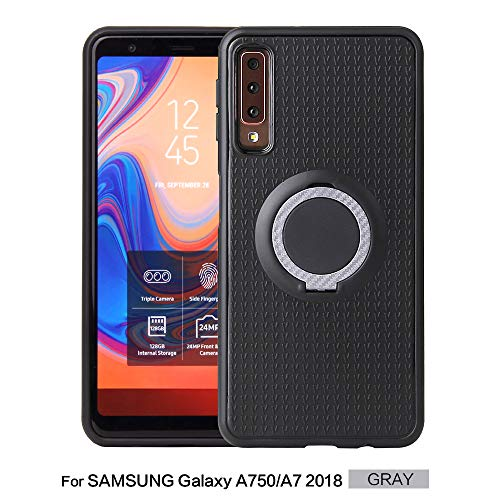 Custodia® Hard Shield Full Protection Case for Samsung Galaxy A7 2018 (8) from Custodia