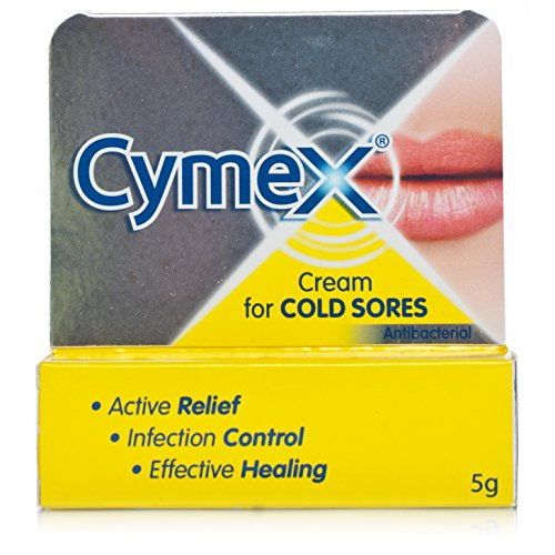 Cymex Cream for Cold Sores x 3 from Cymex