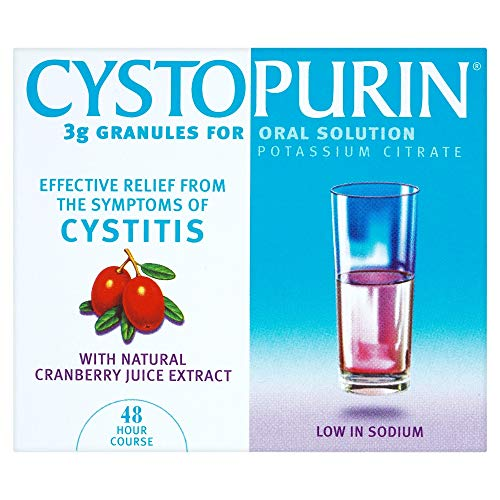 Cystopurin Cystitis Relief, 6 Sachets from Cystopurin