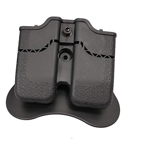 Cytac/Amomax Double Pistol Magazine Holster for Beretta PX4, H&K P30, USP & USP Compact from Cytac/Amomax
