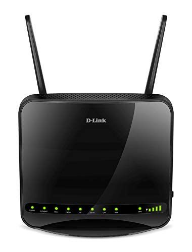 D-Link DWR-953 Wireless AC1200 4G LTE Multi‑WAN Router from D-Link