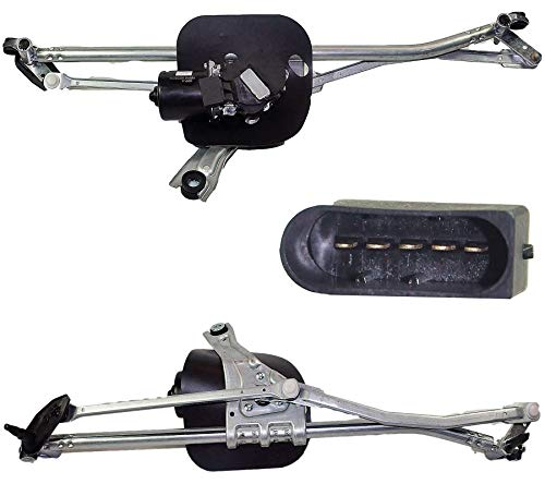 Front Windscreen Wiper Motor & Linkage for One, Cooper R50,R52,R53 from D2P