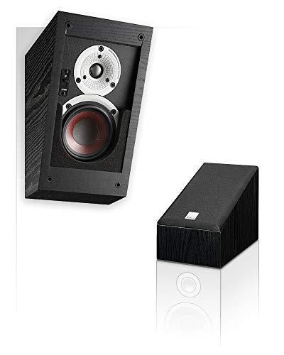 Dali Alteco C-1 Speakers (Pair) (Black) from DALI