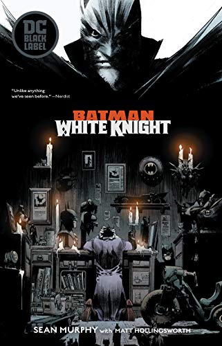 Batman: White Knight from DC Comics