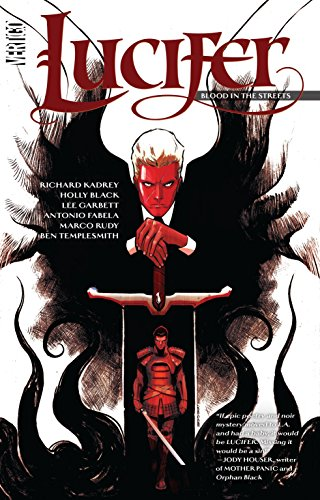 Lucifer TP Vol 3 from Vertigo
