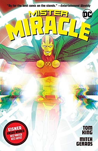 Mister Miracle: The Complete Series from Dc Comics
