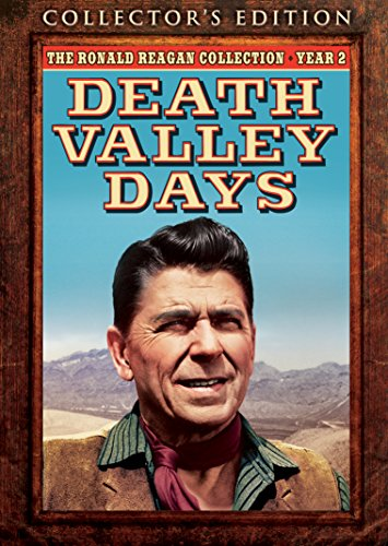 DEATH VALLEY DAYS: RONALD REAGAN YEARS - YEAR 2 - DEATH VALLEY DAYS: RONALD REAGAN YEARS - YEAR 2 (4 DVD) from Shout Factory
