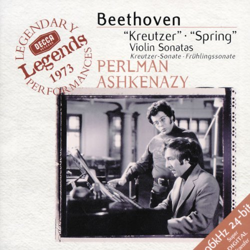 Beethoven - Violin Sonatas 5 & 9 from DECCA