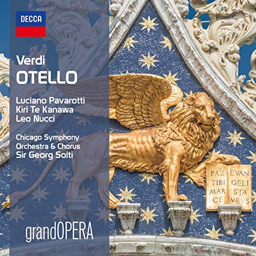 Otello from DECCA