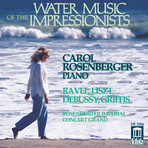 Water Music of Impressionists [IMPORT] from DELOS