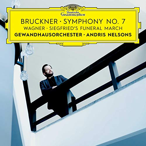 Bruckner: Symphony No. 7 / Wagner: Siegfried's Funeral March from DEUTSCHE GRAMMOPHON