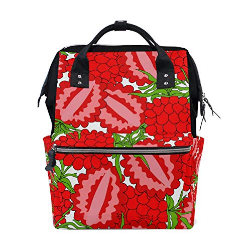 DEZIRO canvas Special Fruits School pack Backpacks Travel bag from DEZIRO