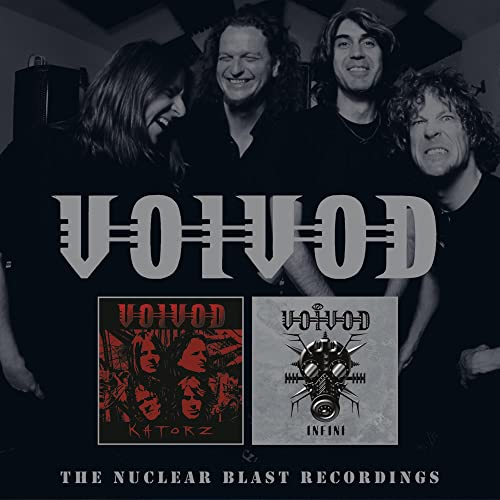 The Nuclear Blast Recordings from DISSONANCE