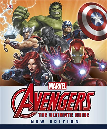 Marvel Avengers Ultimate Guide New Edition from DK Children